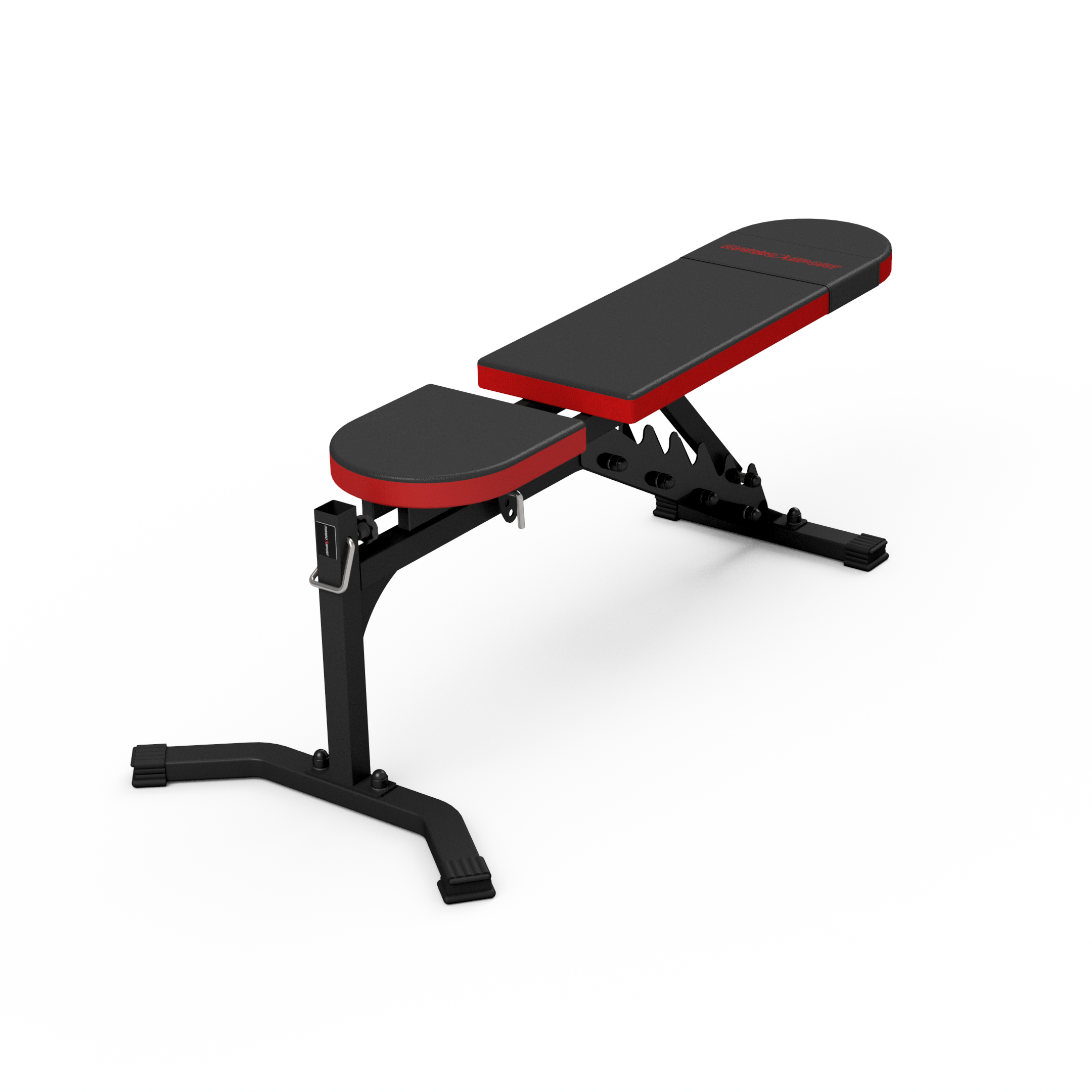 Adjustable Bench With Adapter Mh L115 Marbo Sport B2b Marbo