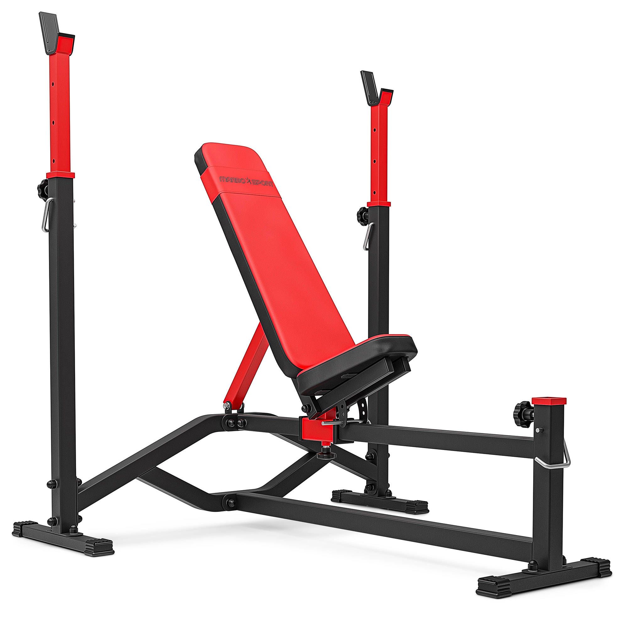 Adjustable Olympic Bench Ms L105 Marbo Sport B2b Marbo