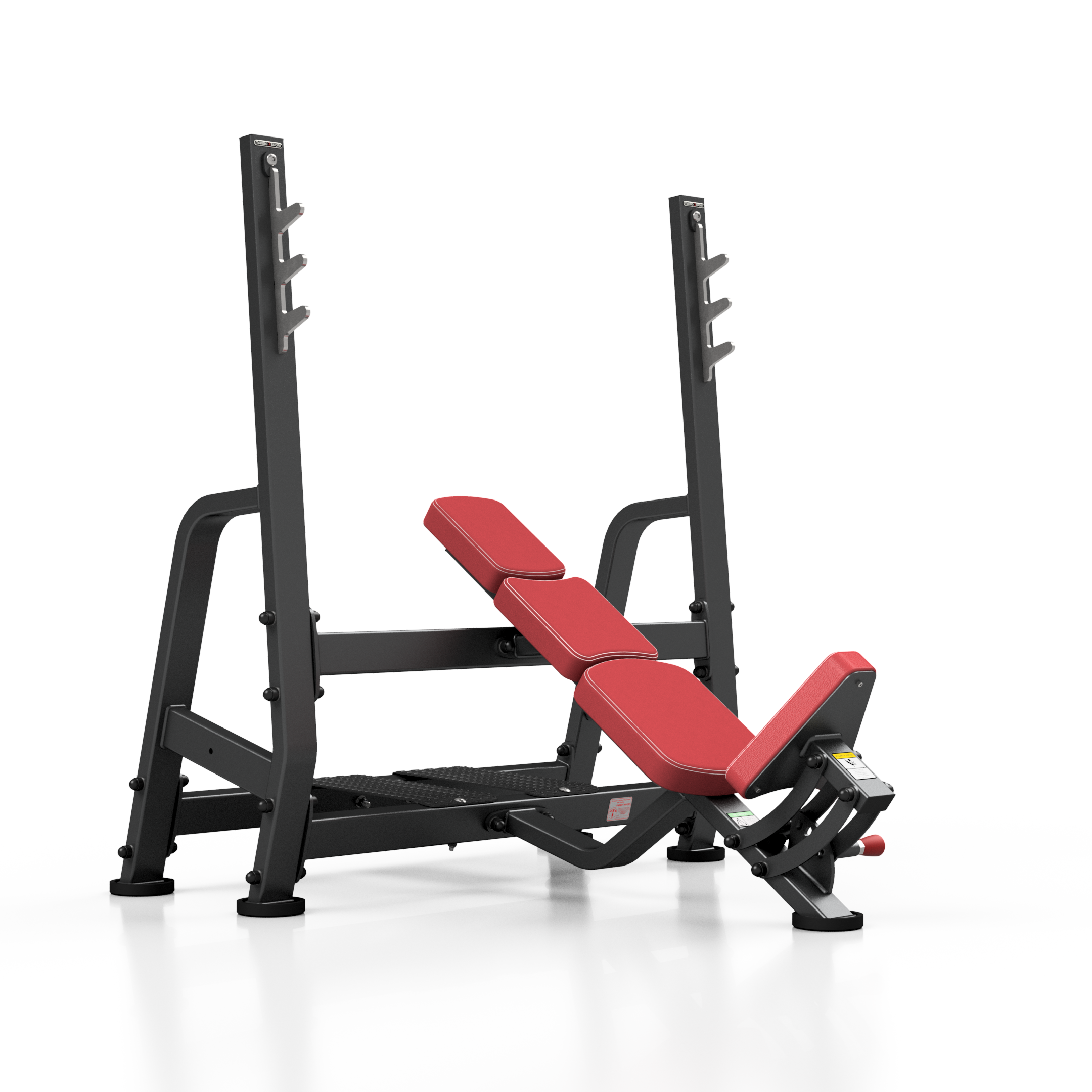 Olympic Incline Bench Mp L207 Marbo Sport B2b Marbo
